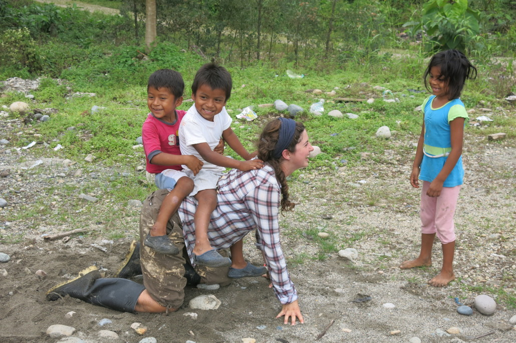 Playing Games in Ecuador | Ecuador & Galapagos Summer Service Program for High School Students