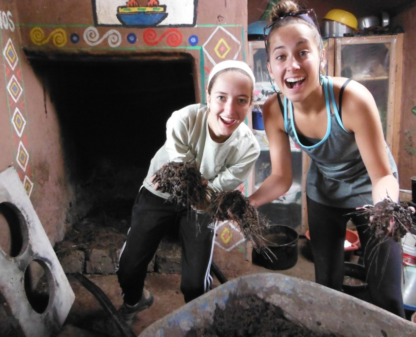 The Clean Stove Project | Peru Summer Service Program for Teens