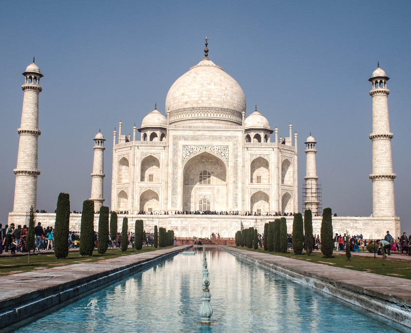 Taj Mahal | Summer Program in India
