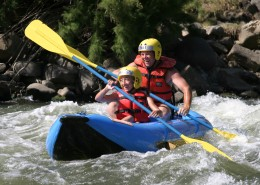 California Service - Whitewater Rafting on Cache Creek
