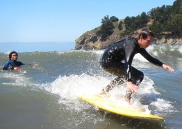 California Service - Surfing the Northern California Coast