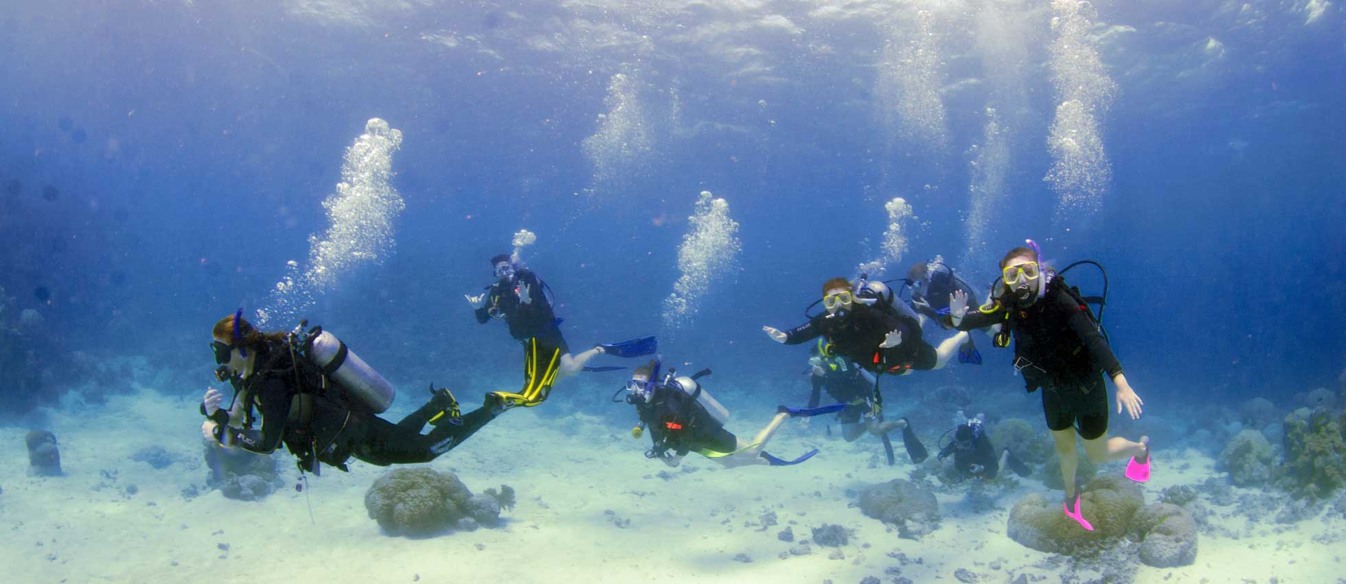 Scuba Dive The Great Barrier Reef