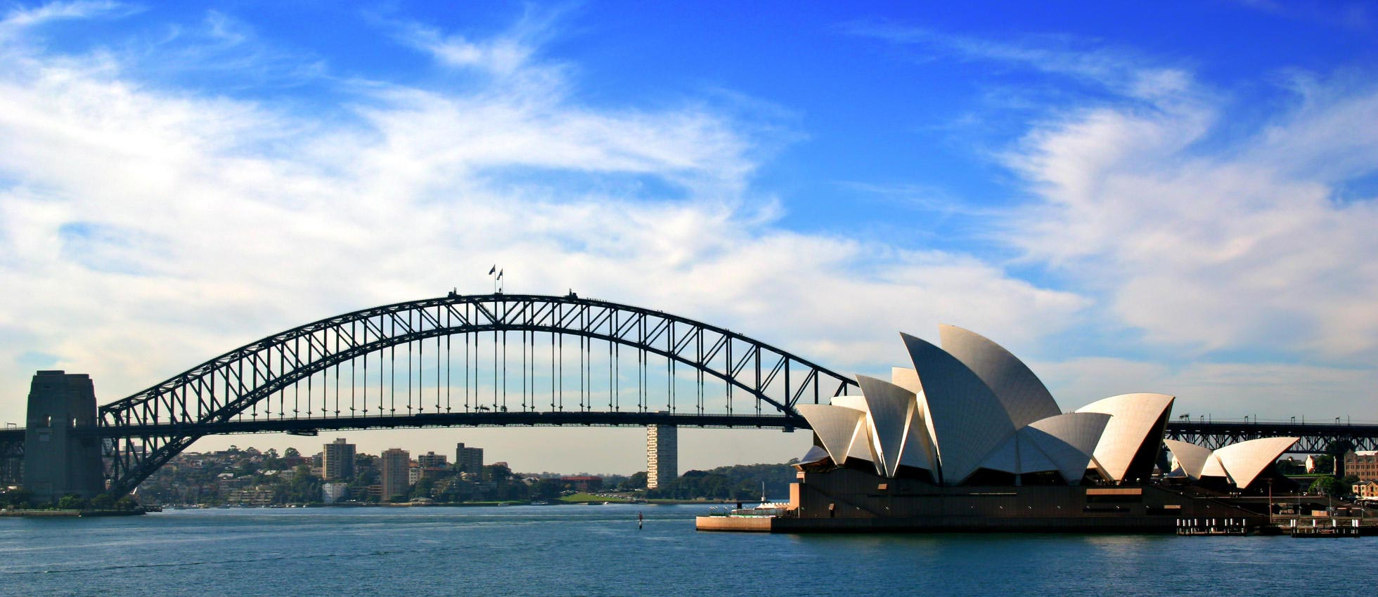 Explore Sydney and see the Iconic Opera House
