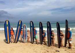 Surfing the Waves of Bali