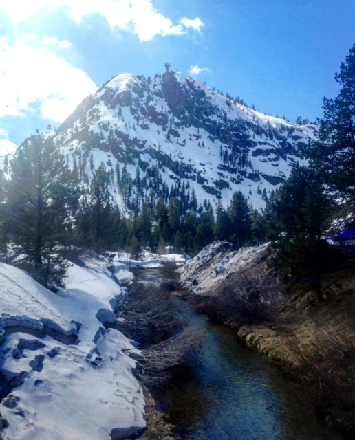 Near Record Snow Levels In California May Make For Great