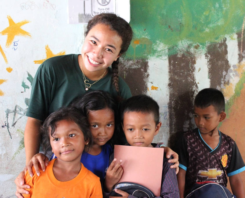 Summer Volunteer Programs For Teens In Southeast Asia With